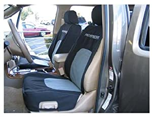 2005-2007 Nissan Pathfinder Third Row Seat Covers 999N4-XR002