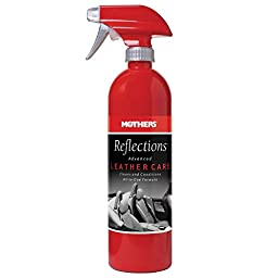 Mothers 10424 Reflections Leather Care - 24 oz.