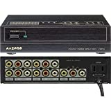 マスプロ AVコマンダー AV4分配器 入力1出力4タイプ VSP4