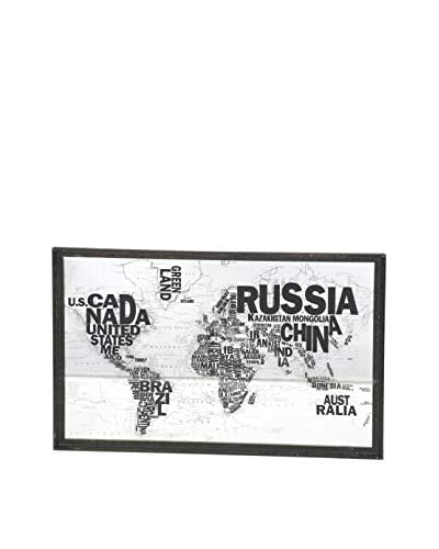 Korb Cuadro Deco Mundo