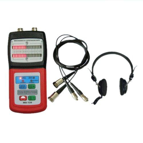 Landtek Ms120 Mechanic'S Stethoscope Engine Noises Tester Mechanic Faults Detector 100Db