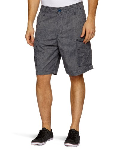 Quiksilver Dawson Cargo Men's Shorts Indigo/White Prin W32IN