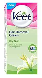 Veet Hair Removal Cream, Dry Skin