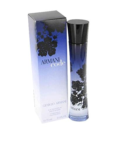 GIORGIO ARMANI Women's Code Eau De Parfum Spray Women, 2.5 oz