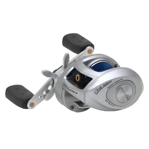 Abu Garcia Orra Inshore Low Profile Baitcast Reel (12-Pound / 175-Yards)