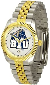 Brigham Young (BYU) Cougars The Executive Mens Watch by SunTime