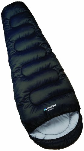 Lichfield Trail 350 Sleeping Bag - Black