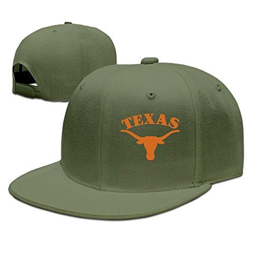 Boss-Seller UnisexParticular Texas Longhorns Running Trucker ForestGreen