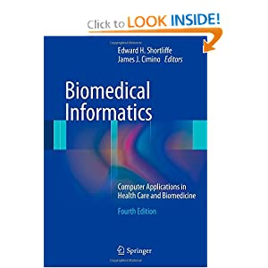 Biomedical Informatics Computer Applications In Health