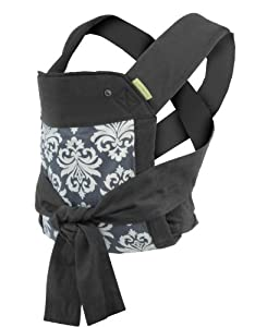 Infantino Sash Mei Tai Carrier Blackgray from Infantino