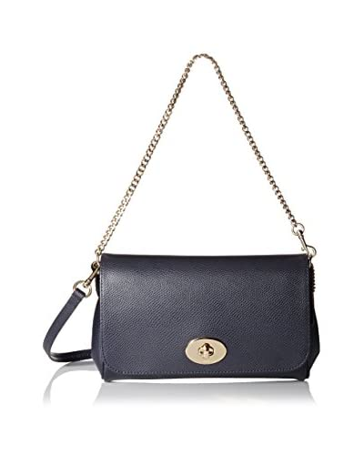 Coach Women's Mini Ruby Cross Body, Dark Blue