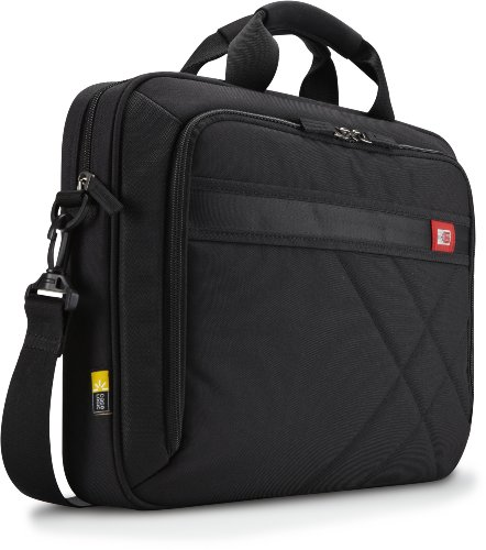 Great Deal! Case Logic DLC-115 15.6-Inch Laptop and Tablet Briefcase (Black)