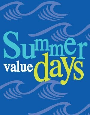 Summer Value Days - Standard Posters (6pk) - 22