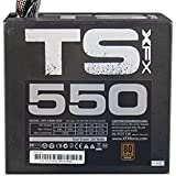 XFX TS 550w Full Wired 80+ Bronze Power Supply - P1550SXXB9