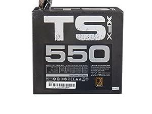 XFX P1-550S-XXB9 Core Ed Alimentatore Elettrico, 550W