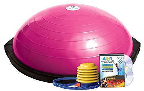 Bosu Balance Trainer, Pink