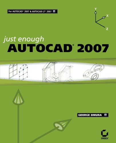 Just Enough AutoCAD 2007