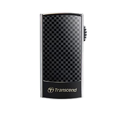 Transcend JetFlash 560 8GB Metallic USB Flash Drive