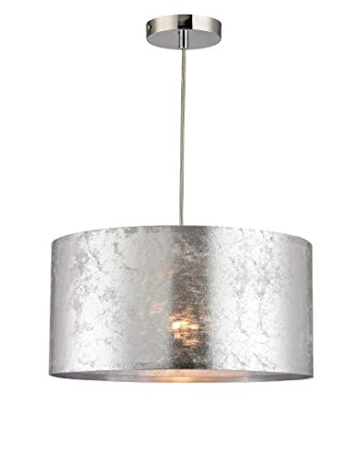 Artistic Lighting Boulevard 1-Light Pendant, Silver As You See