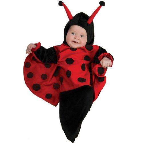 Ladybug Bunting Infant Costume