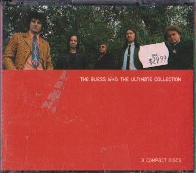 The Guess Who - The Ultimate Collection (Disc 3) - Zortam Music