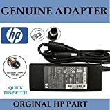 Genuinue HP Compaq 19V, 4.74A, 90W Laptop Charger Notebook AC Power Adaptor for HP Pavilion DV6-1210SA