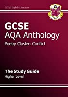 GCSE Anthology AQA Poetry Study Guide (Conflict) Higher