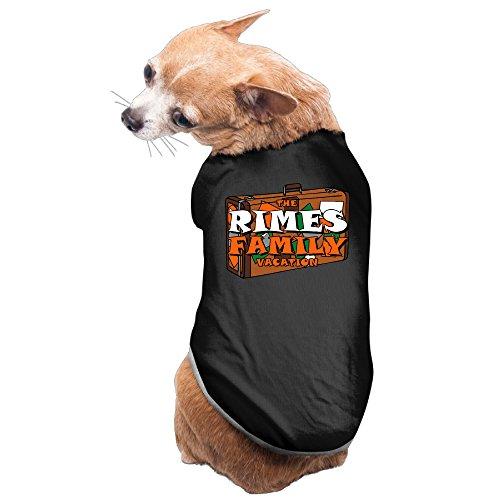 Apparel Dog Sweaters Family Vacation Puppy ClothingBeautiful Art (Las Vegas Costume Rental)