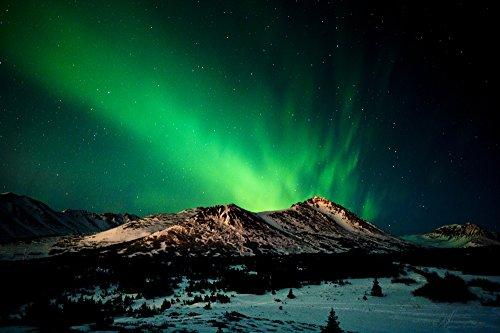 Michael-Jones-Design-Pics-The-Northern-Lights-Over-Wolverine-Peak-In-The-Chugach-State-Park-Near-Powerline-Pass-Anchorage-Southcentral-Alaska-Winter-Photo-Print-8636-x-5588-cm