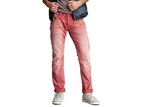 Cult of Individuality Men's Rebel Jeans , Vintage Red, 29 (Red Cult Jeans compare prices)