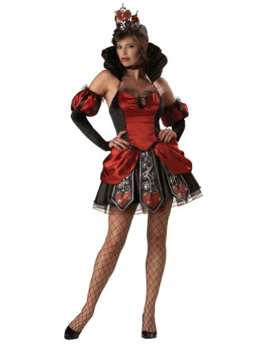 Queen Of Broken Hearts Sm Adult Womens Costume - Incharacter