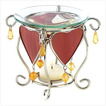 Loving Sweetheart Oil Warmer
