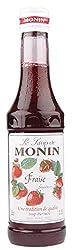 Monin Strawberry Syrup, 250ml