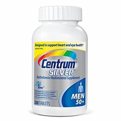 Centrum Silver Men's - 500 tablets ,Centrum-et53