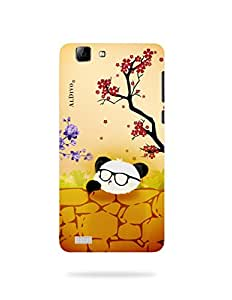 alDivo Premium Quality Printed Mobile Back Cover For Vivo Y35 / Vivo Y35 Back Case Cover (MKD213)