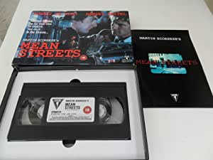 Mean Streets [VHS]