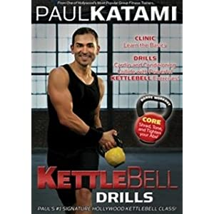 Kettlebell Drills with Paul Katami DVD
