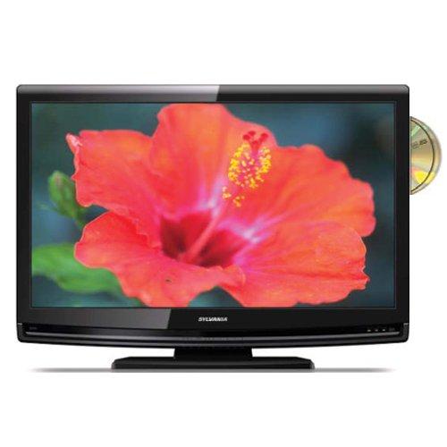 Sylvania LD320SSX 32-Inch 720p LCD HDTV/DVD Combo