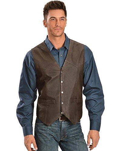 scully-mens-lambskin-snap-front-vest-brown-large