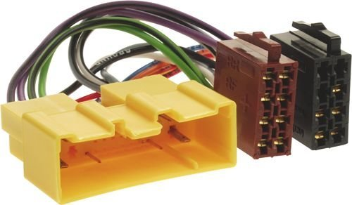 baseline-connect-cable-adaptateur-pour-autoradio-4-hauts-parleurs-connecteurs-iso