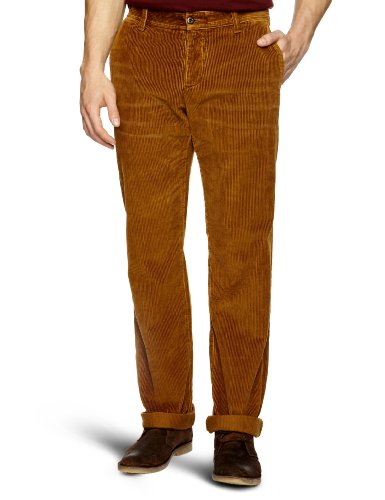 Dockers Alpha Khaki Tapered Men's Trousers 0067 Mule Deer W33INxL34IN