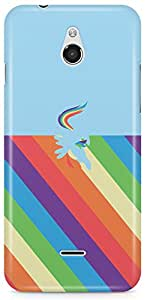 Infocus M2 Back Cover by Vcrome,Premium Quality Designer Printed Lightweight Slim Fit Matte Finish Hard Case Back Cover for Infocus M2
