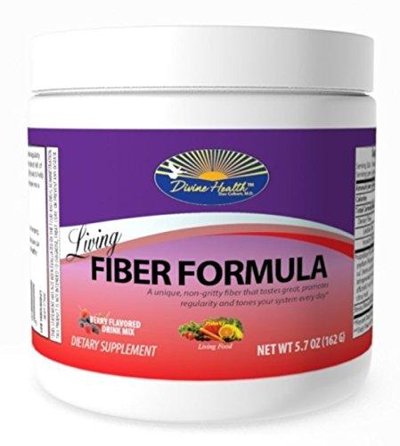 Divine Health By Dr. Colbert - Fiber Formula