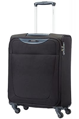 Samsonite Base Hits Spinner 4 Wheels Cabin Trolley 55cm by Samsonite
