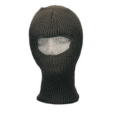 5501 One-Hole Face Mask - Olive Drab