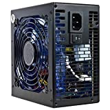 41ttdYy6EzL. SL160  Cool Power Gamer CP G980 980W 20+4 pin Blue LED Fan ATX Power Supply w/SATA, PCI E &amp; Dual 12V Rails (Black)
