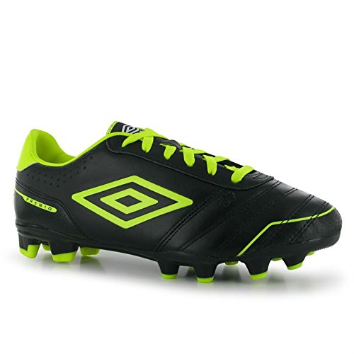 Umbro, Sneaker uomo Nero Black 40 EU, Nero (Black), 12 UK / 47,5 EU