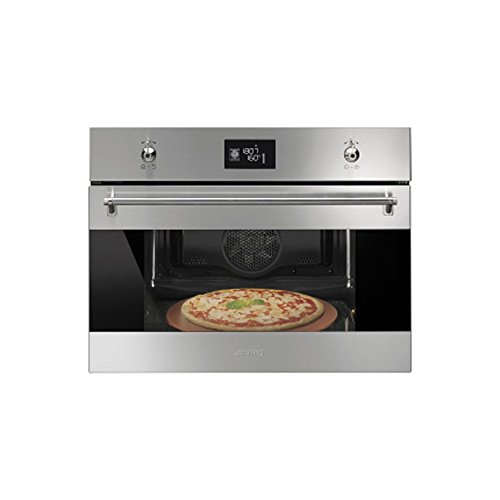 Smeg Classic SFP4390XPZ Built In Oven Pyrolitic Pizza Multifunction A+