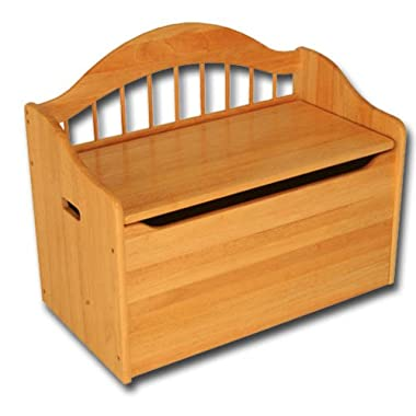 KidKraft Limited Edition Toy Box (Honey)