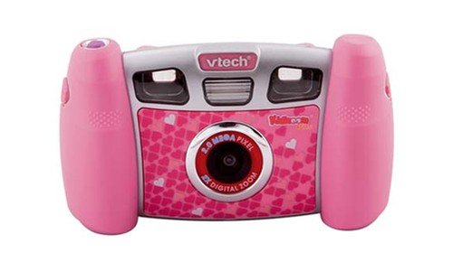 Vtech Kidizoom Plus Digital Camera - Pink front-953014